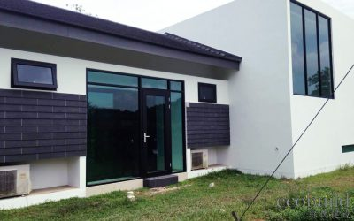 Double Glazing in Bungalow