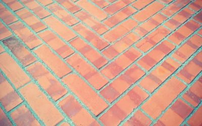Clay Bricks Pavement
