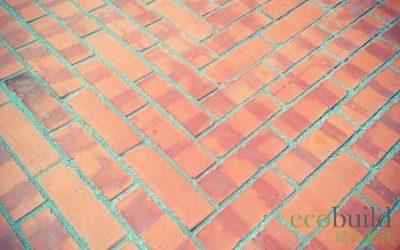 Clay Bricks Pavement