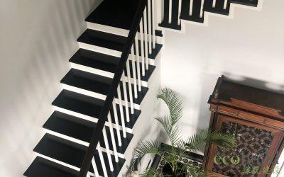 The Stunning Black and White Pair