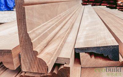 Timber Skirting